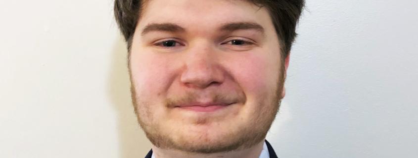 NCL Public Policy Intern Tom Pahl