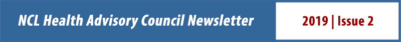 Health Advisory Council Newsletter Q2 2019